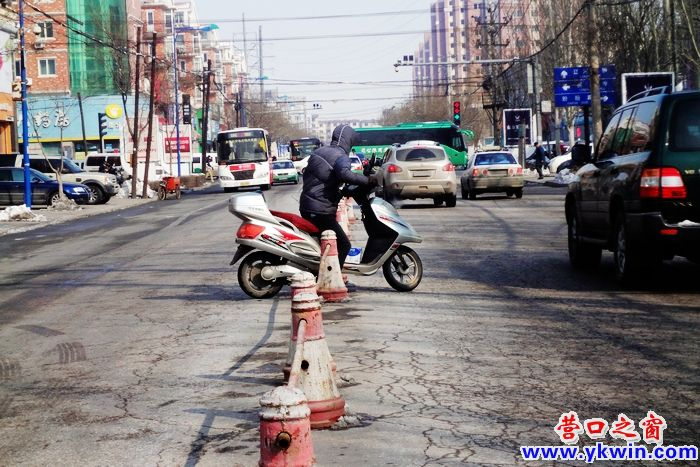 大马路上学刘翔
