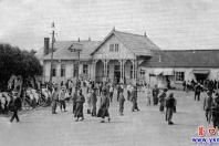 营口火车站