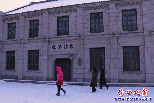 老街冬雪 9