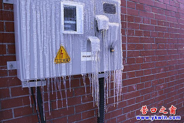 老街冬雪 5