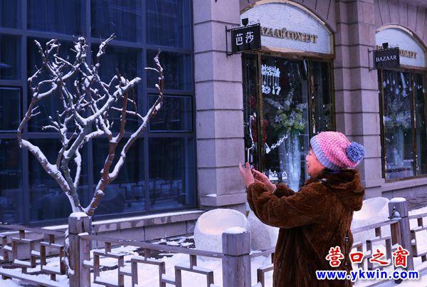 老街冬雪 4