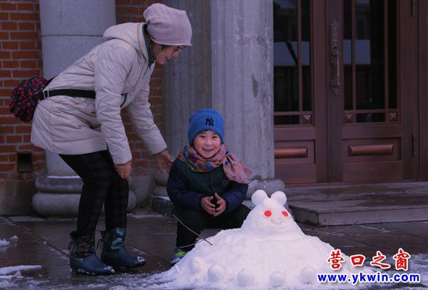 老街冬雪 7
