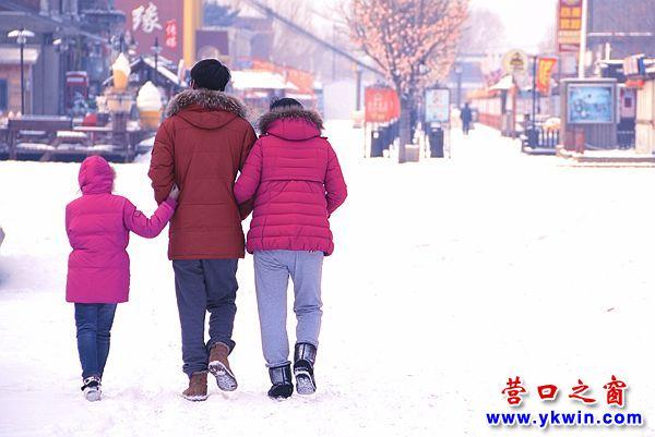 老街冬雪 6