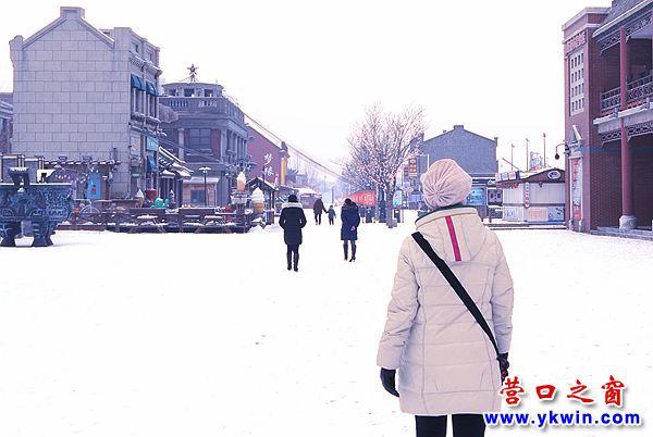 老街冬雪 8