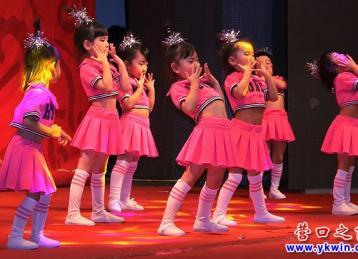营口:幸福泉幼儿园文艺汇演