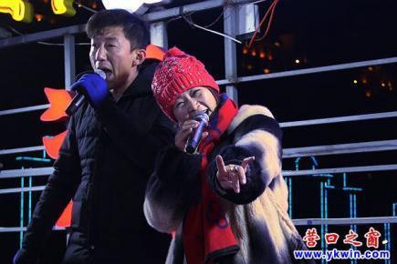 老街迎春喜乐会   添彩欢乐冰雪节