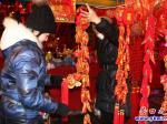 营口:春节将至年味浓