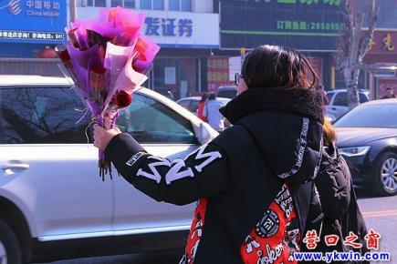 玫瑰浪漫情人节