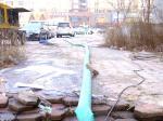 营口:市政井流出的确是自来水