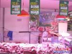 营口市猪肉降到7元一斤
