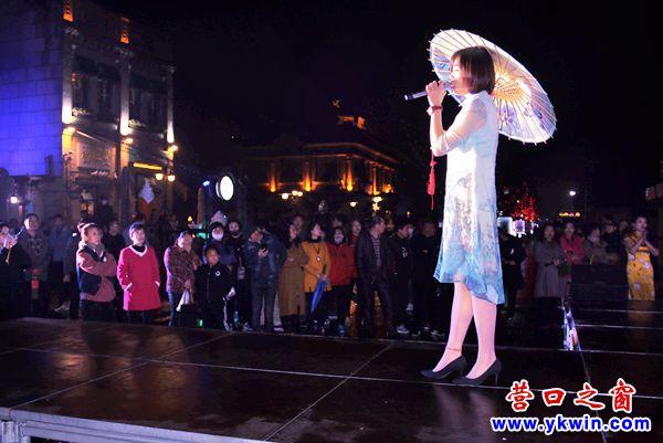 2018营口辽河老街旅游文化节开幕式
