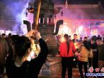 营口楞严寺举行浴佛节大法会 纪念佛祖诞辰2562周年