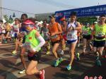 2018营口▪鲅鱼圈国际马拉松赛现场掠影