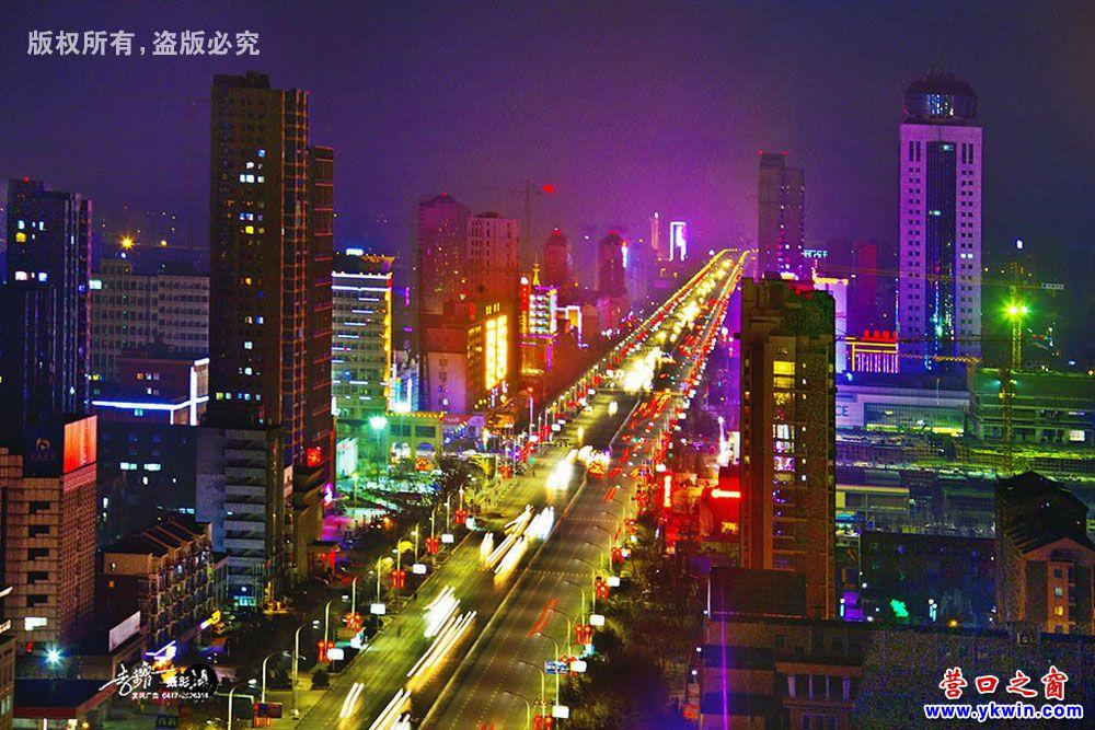渤海大街之夜