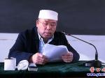 营口市清真寺召开第七次代表会议