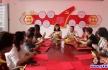 """丽湖社区组织开展""""党在我心中喜迎七·一手工制作""""活动"""