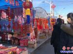 营口:春节临近年味浓
