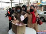 营口:熊岳海鲜店 免费发口罩