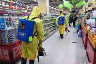 营口财富家超市财富店19日恢复营业