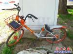 贼手,让共享单车变残疾