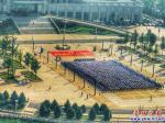 鲅鱼圈区庆祝建党99周年大会(纪实摄影)