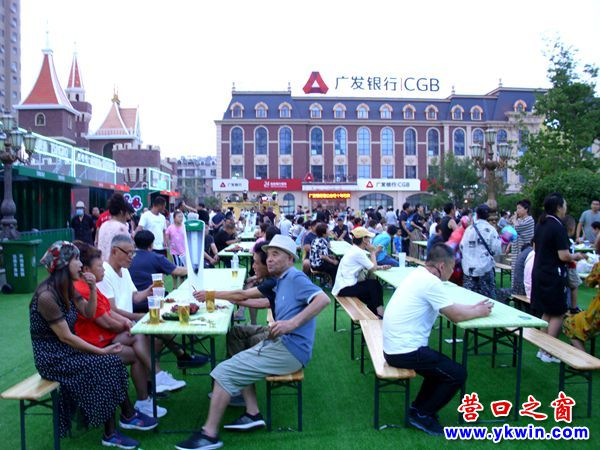 营口之星夏凉节第二季昨晚开幕