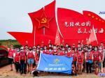 鲅鱼圈青少年志愿服务队