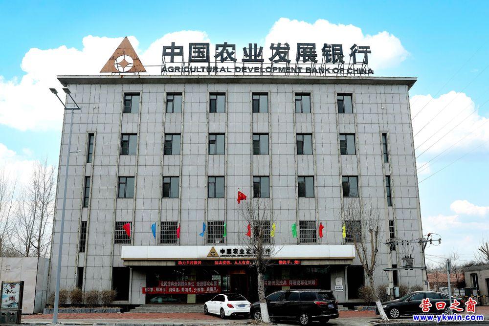 中国农业发展银行  (大石桥支行)
