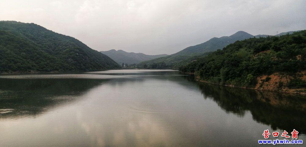 大石桥市黄土岭镇虎皮峪水库