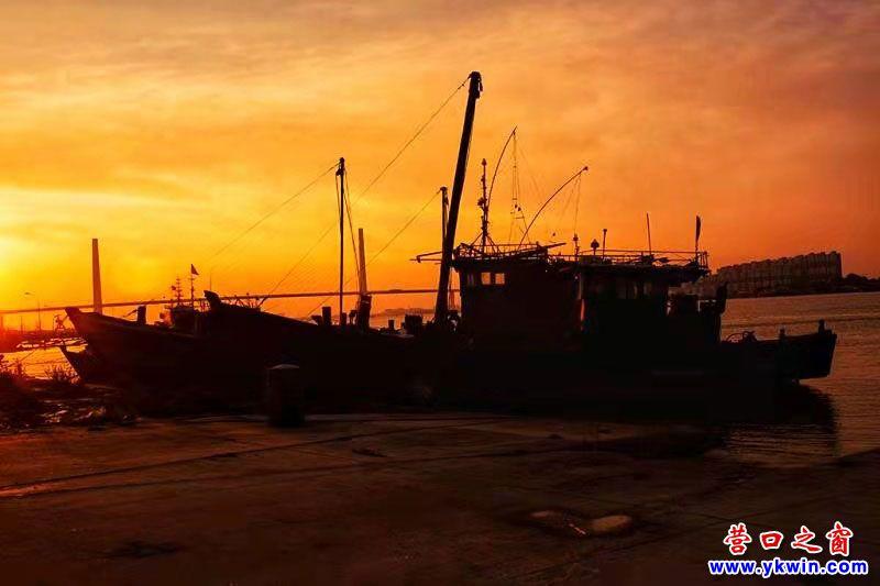 营口西大庙渔码头